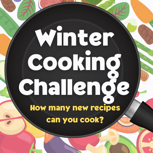 January Cooking Challenge