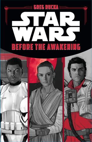 Star wars before the awakening book cover