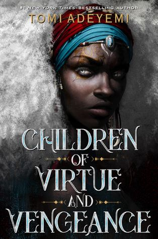 Children of virtue and vengeance book cover