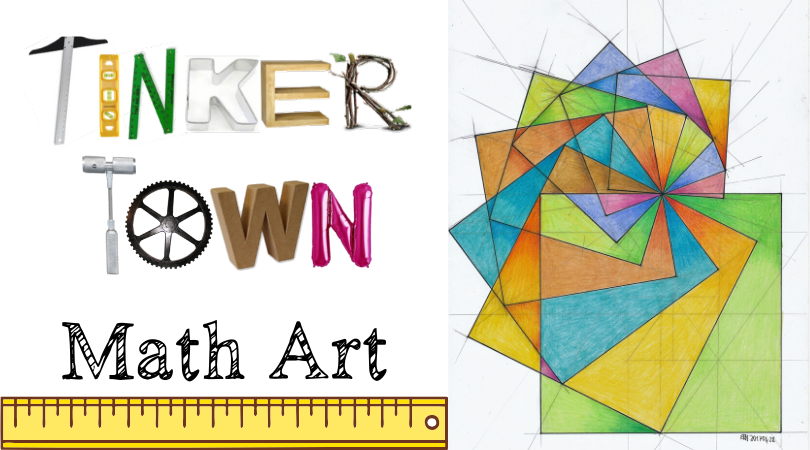 Tinkertown Math Art image