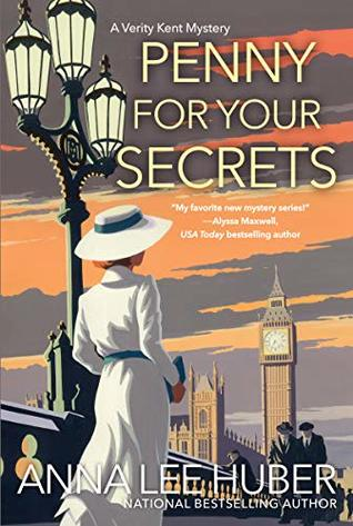 Penny for your secrets book cover