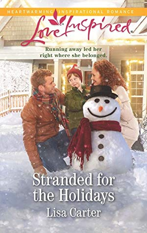 Stranded for the Holidays book cover
