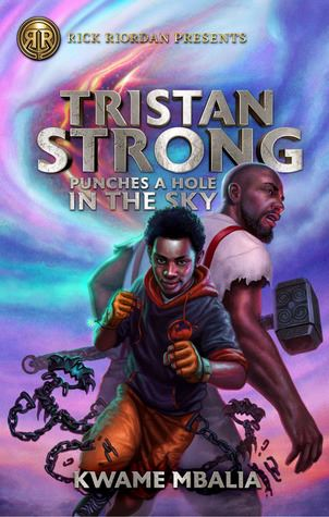 Tristan Strong book cover