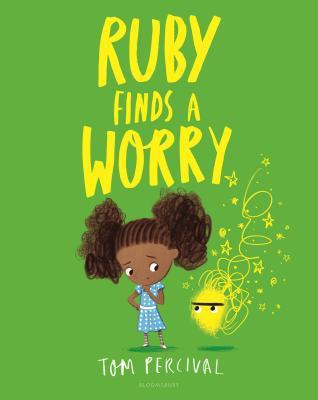Ruby Finds a Worry book cover