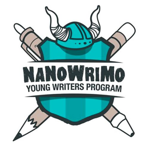 na-no-wri-mo Young Writers Program logo